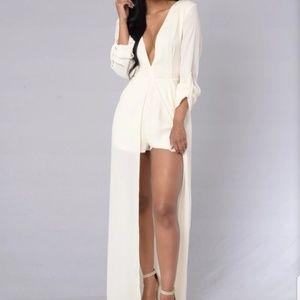 BNWT Fashion Nova Romper